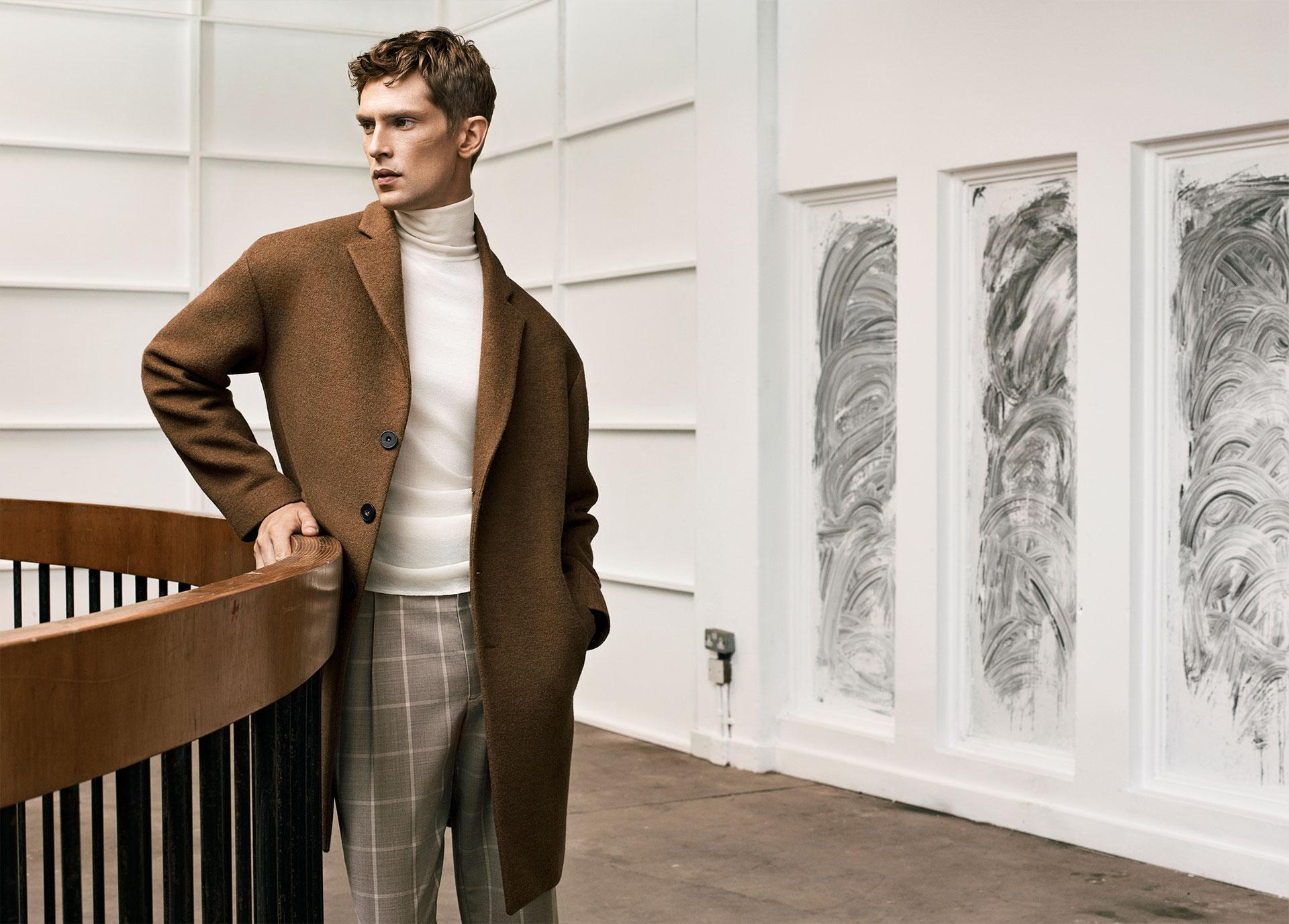 Zara Men's Studio Autumn/Winter 2016 Collection