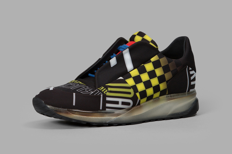 Maison Margiela Drops Racing-Themed Sneakers