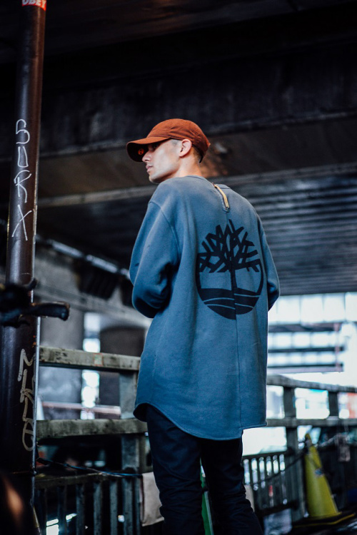 Timberland & monkey time Create New Clothing Range