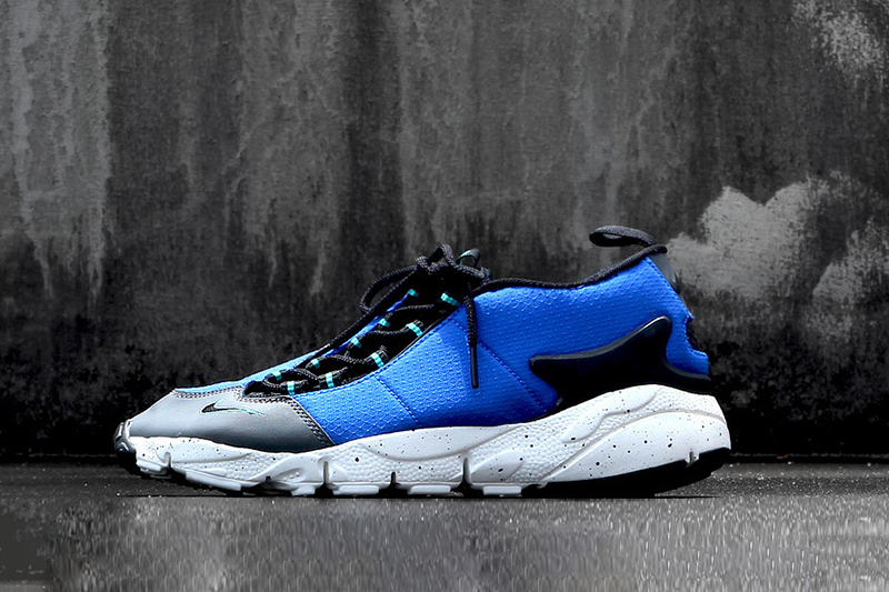 The Nike Air Footscape NM In New 'Hyper Cobalt' Blue