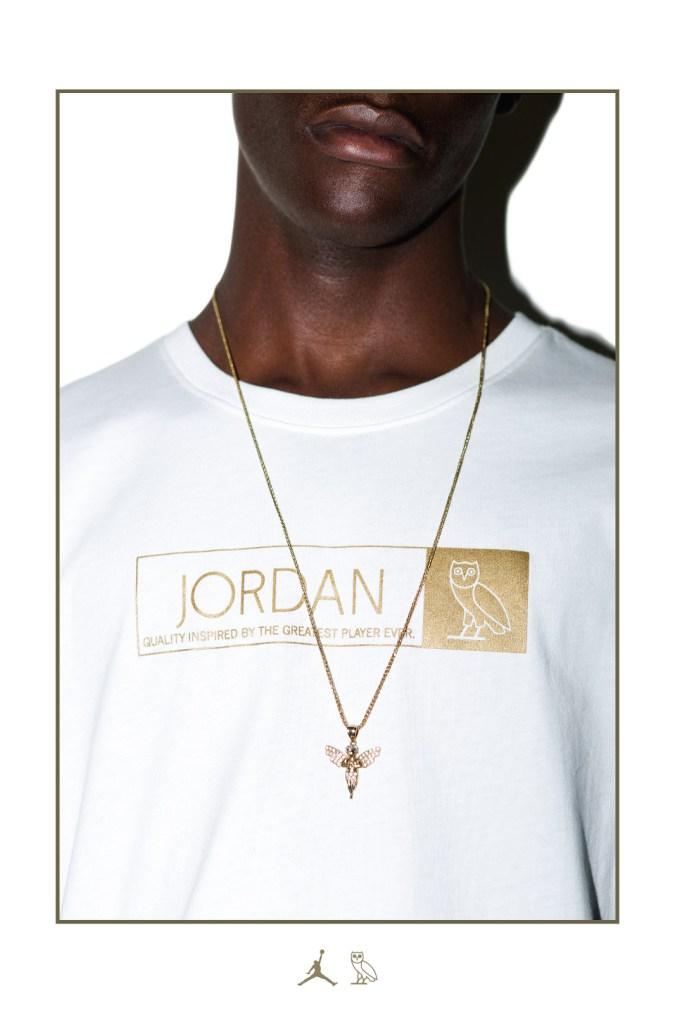OVO x Jordan Brand Lookbook