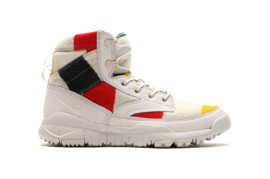 Pendleton X Nike SFB 6″ & Benassi JDI Slide