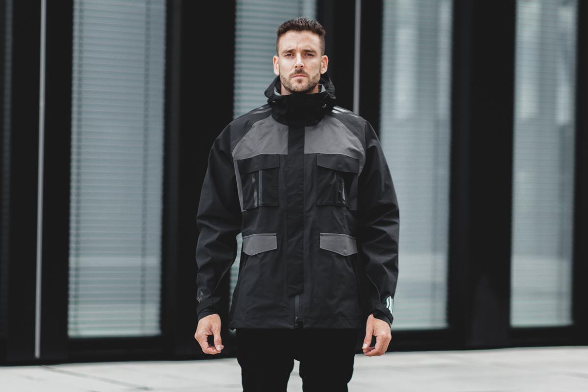 Adidas x White Mountaineering Shell Jacket