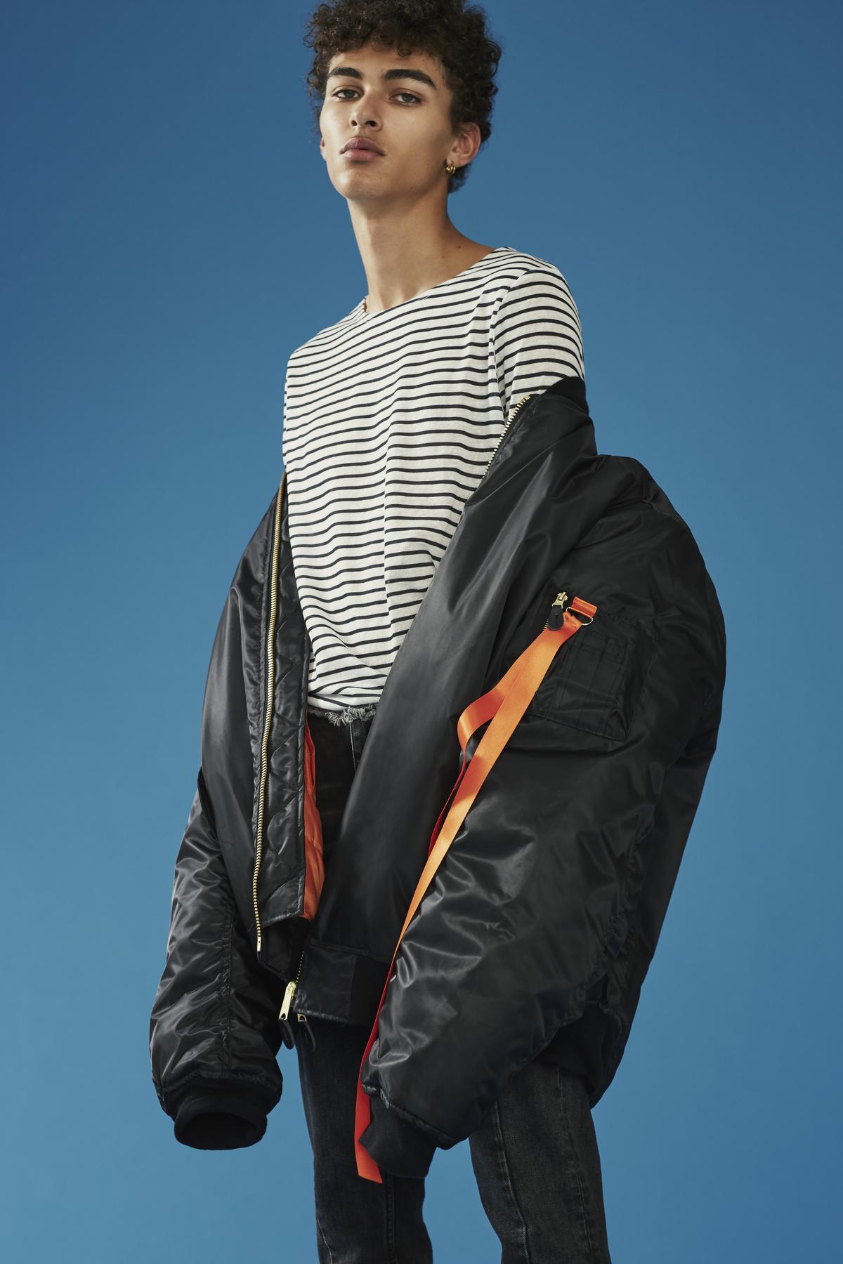 ASOS Menswear Reclaimed Vintage AW16 Lookbook