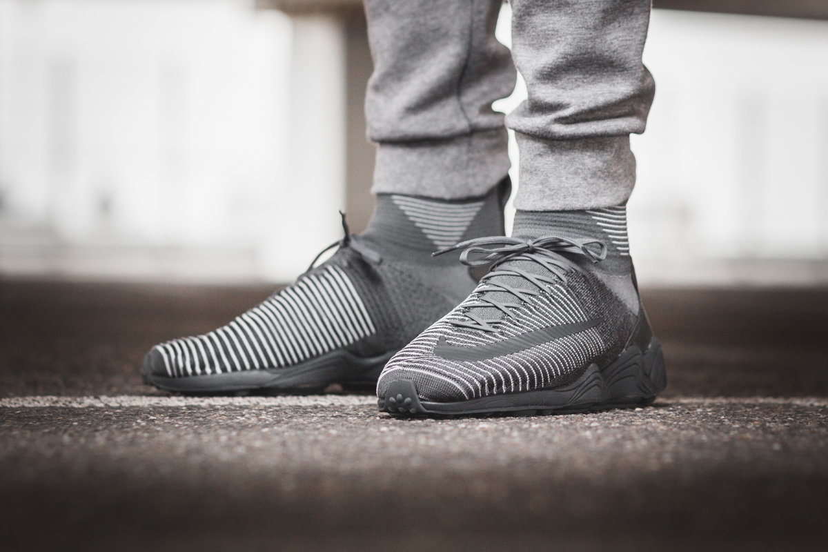Sneaker Watch: Nike's Zoom Mercurial XI Fk In Dark Grey