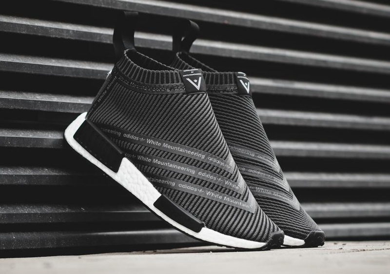 Adidas X White Mountaineering NMD City Sock Comes To Afew