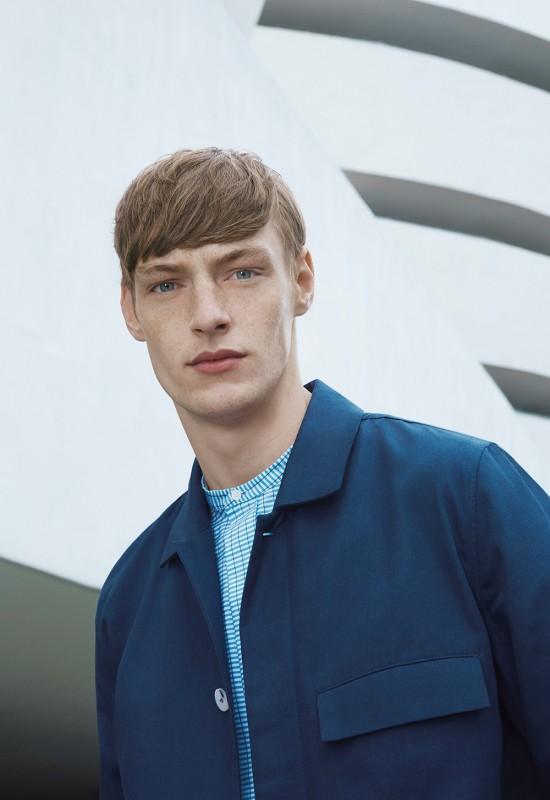 COS Reveals Collection Inspired By Artist Agnes Martin