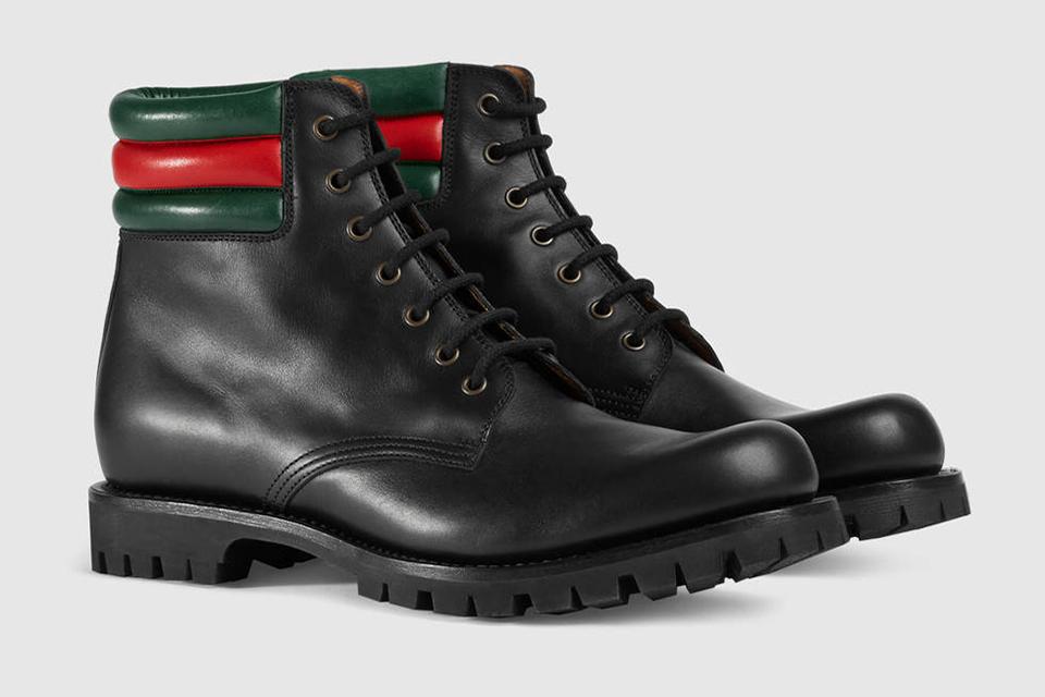 The Gucci Autumn/Winter 2016 Boot
