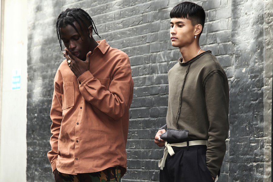 "Rabbithole London ""Grey Area"" FW16 Capsule Collection"
