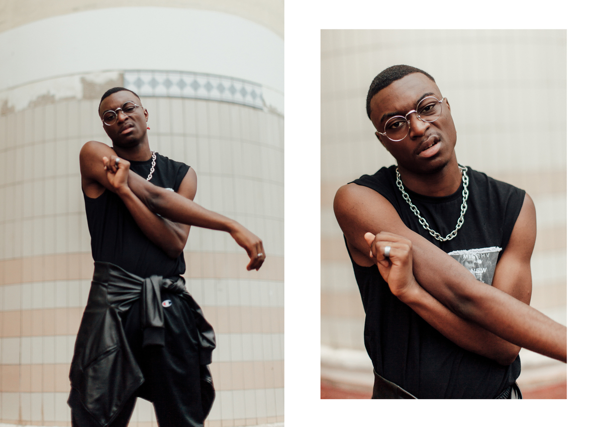 PAUSE Meets French Photographer Marc-Henri Ngandu