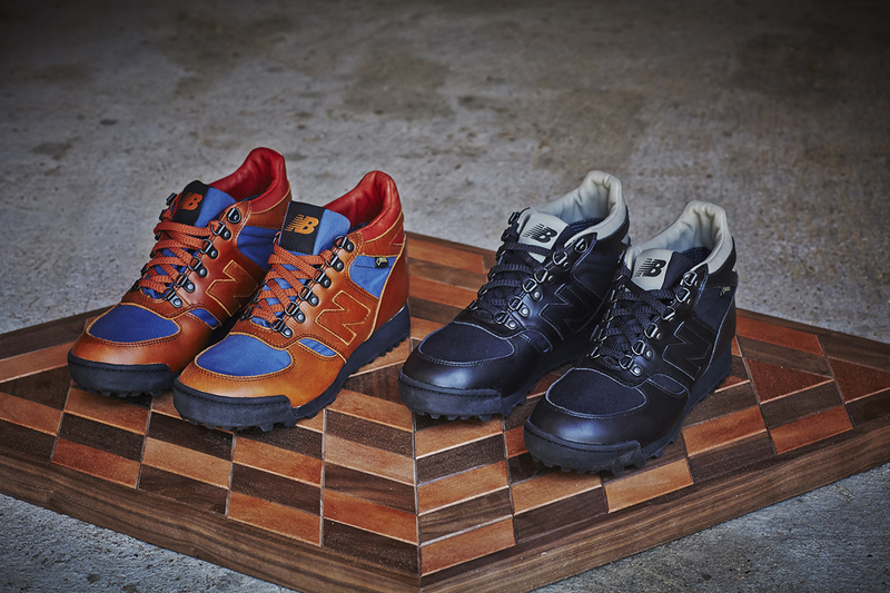 New Balance Reveal A Remastered Hiking Boot