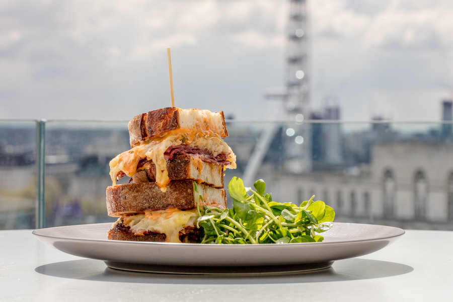 PAUSE Eats: Brunch at Radio Rooftop London