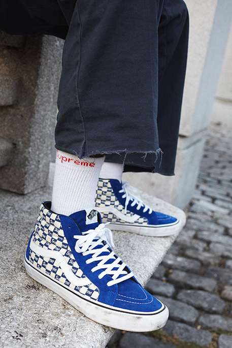 Supreme Unveil Their Latest Collaboration With Vans