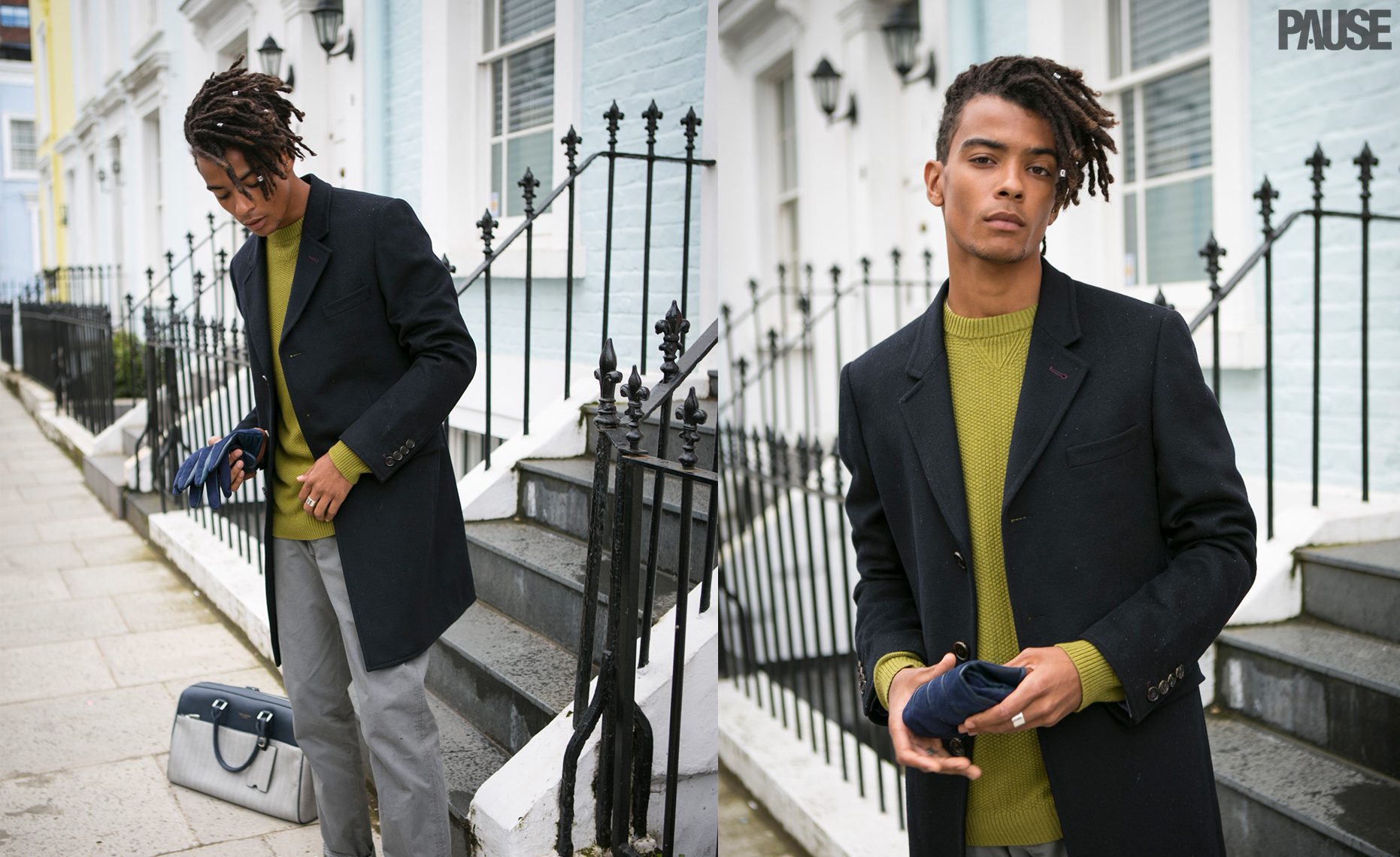 PAUSE x Ted Baker: Timeline