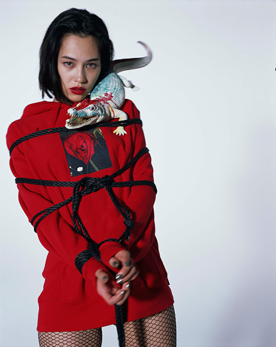 Supreme Collaborates With Photographer Nobuyoshi Araki