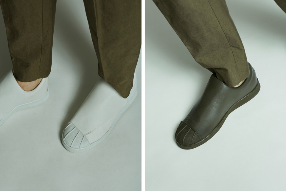 Acne Studios' AW16 Shell C Shoe