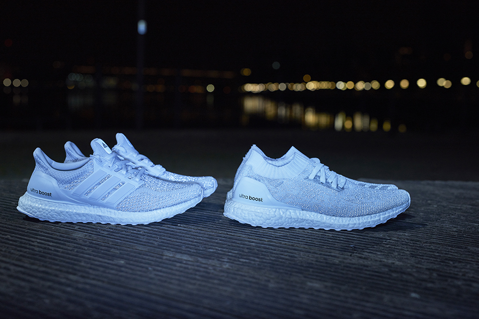 Adidas Release their 'Reflective' Pack