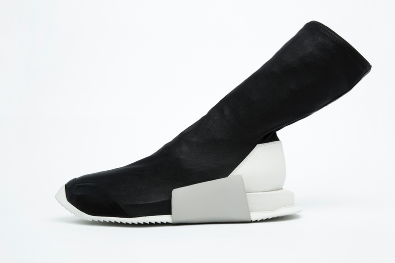 First Look at Adidas by Rick Owens SS17 Footwear