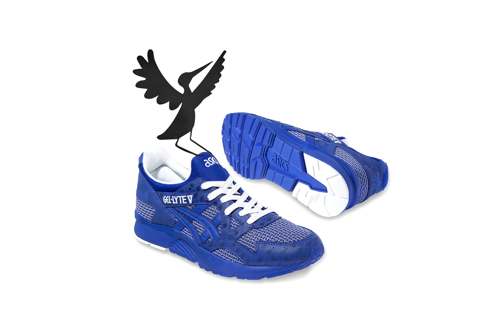 Sneaker Watch: colette X ASICS GEL-Lyte V