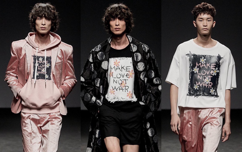 Munsoo Kwon Spring/Summer 2017 At Seoul Fashion Week
