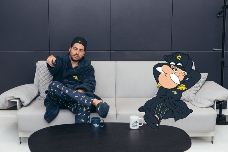 KITH Reveals Lookbook for Cap'n Crunch Collaboration
