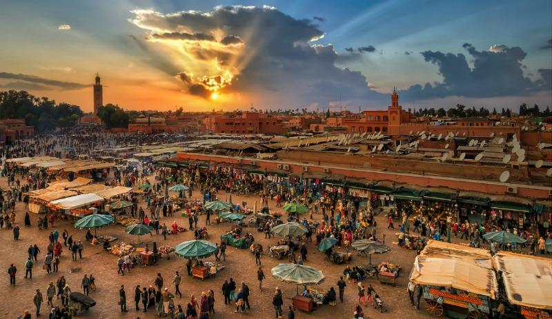 PAUSE City Guide: Marrakech