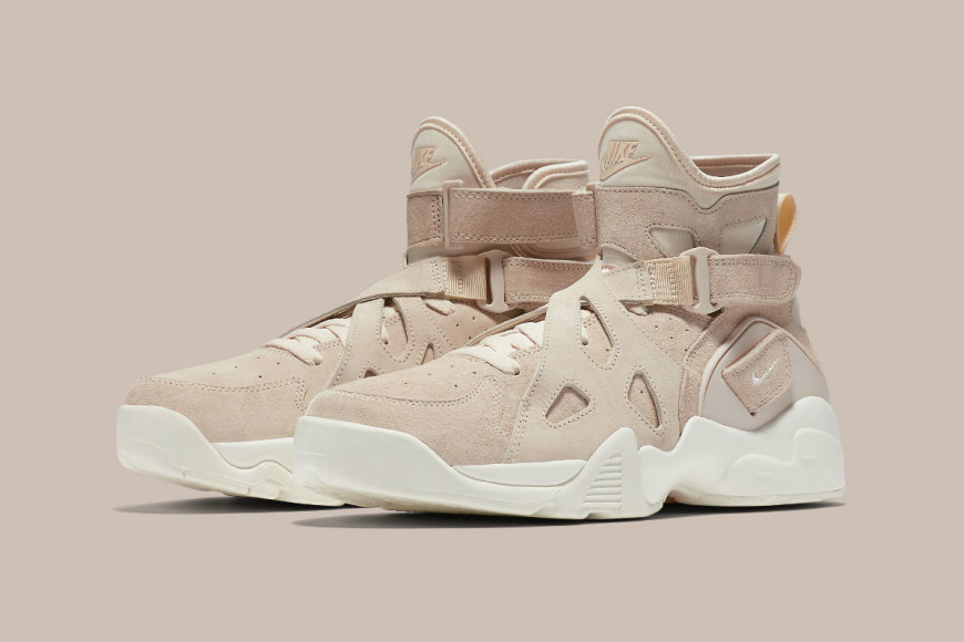 The Nike Air Unlimited Re-designed Sneaker