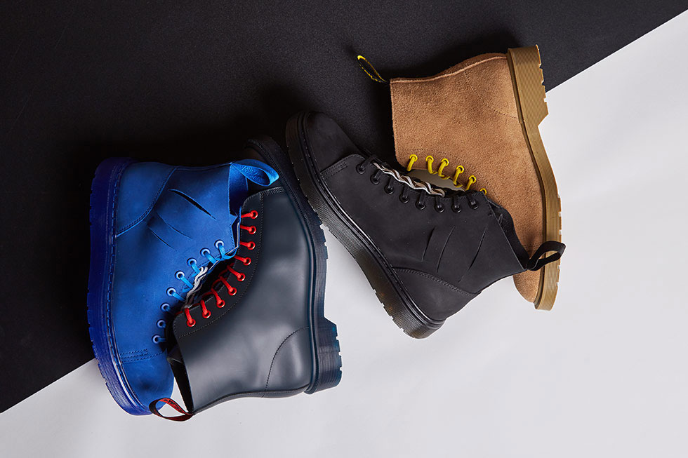 Off-White x Dr Martens: The Fall/Winter 2016 Boots