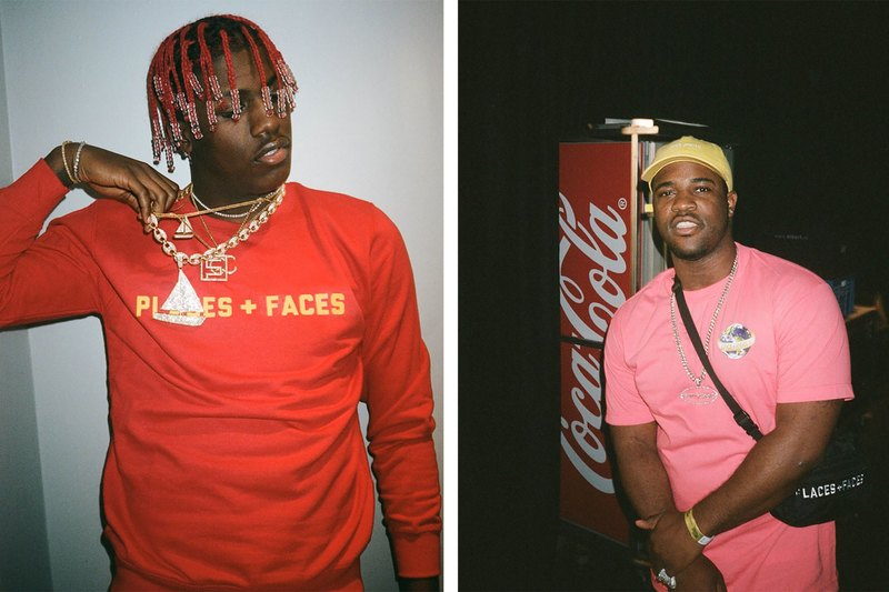 A$AP Ferg & Lil Yachty Model Places+Faces' Latest Release