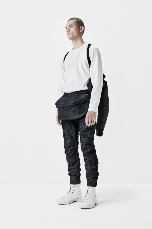 G-Star RAW Debuts a 20-Piece Offering of Experimental Denim Garments
