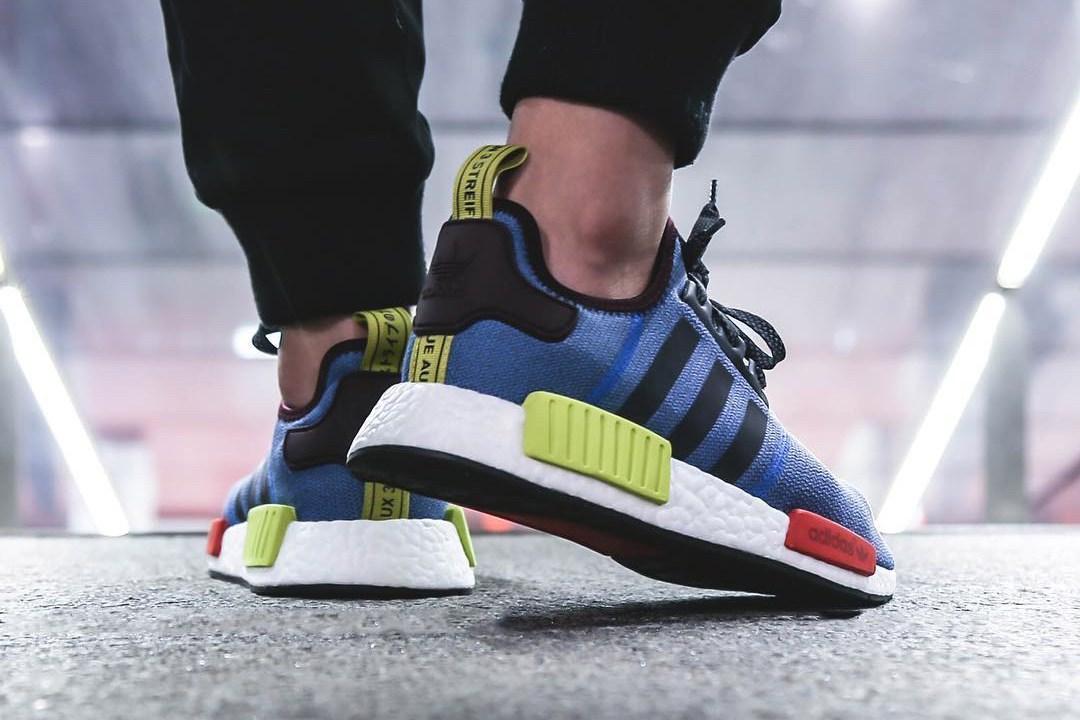 Sneaker Watch: VILLA X Adidas NMD Colourway