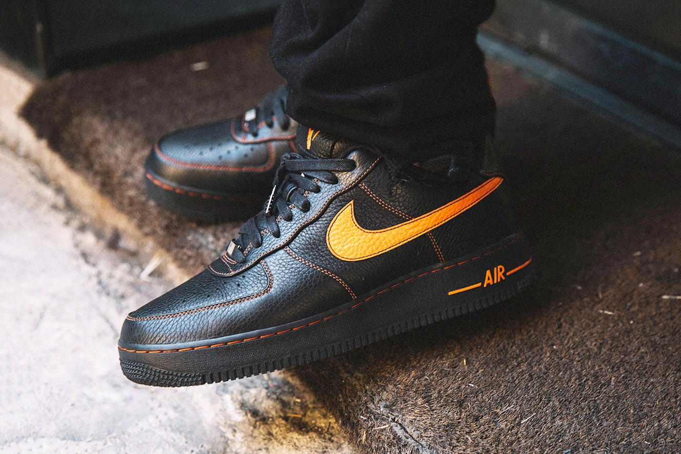 VLONE X Nike Air Force 1 To Release Soon