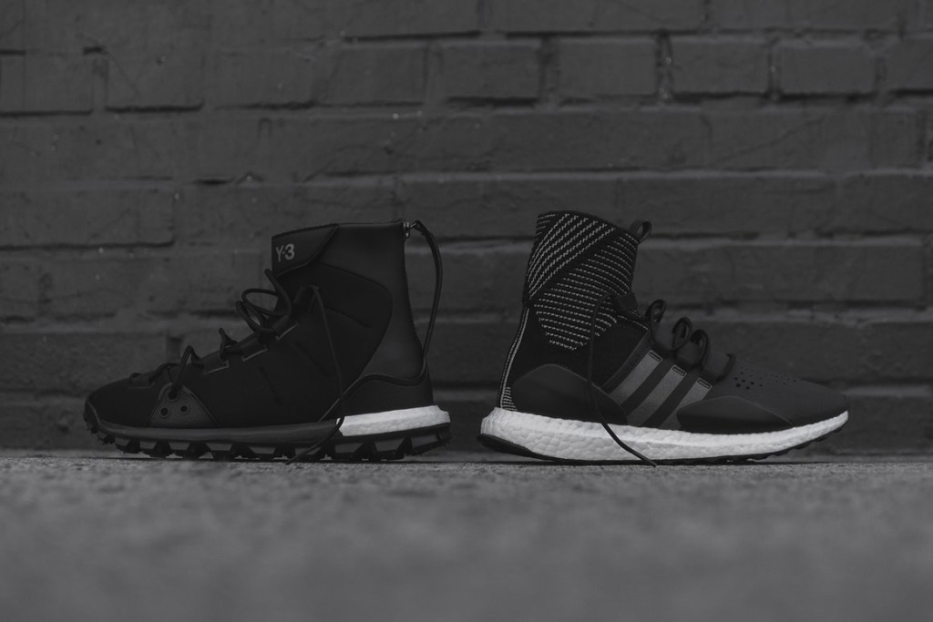 Y-3 Sport Launches The Approach Mid and Trail X This Winter