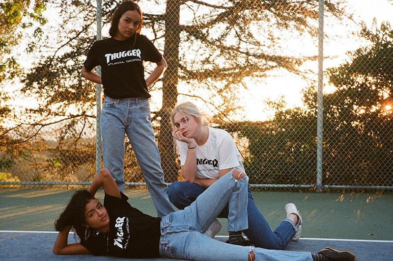 Young Thug X Thrasher Tees Are Back In Stock