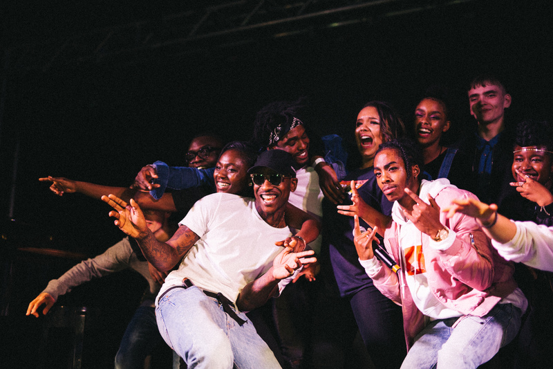 Levi's Music Project Culminates In Live Performance With Skepta