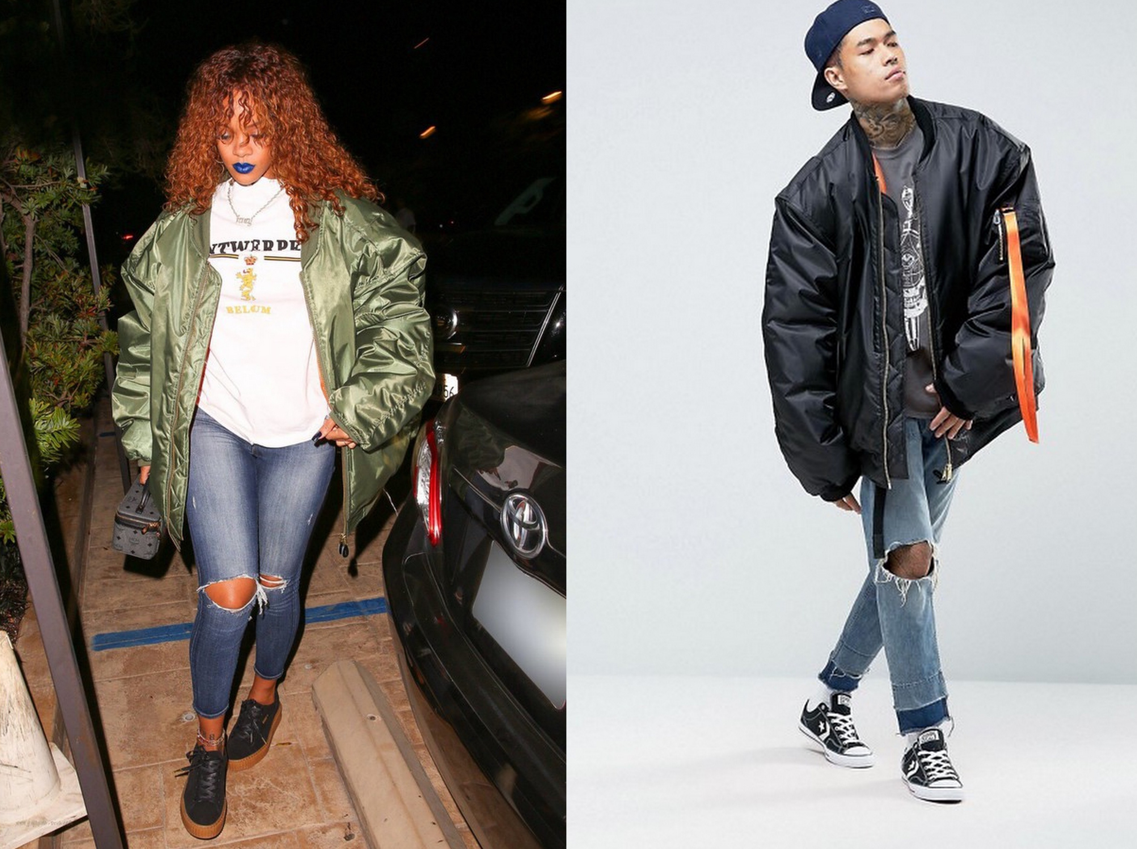 Vetements vs. Reclaimed Vintage: High End To High Street