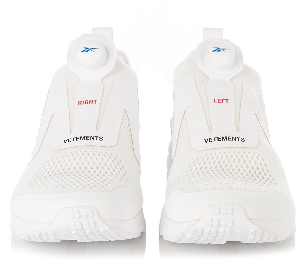 Vetements x Reebok Pump Supreme To Drop At Dover Street Market