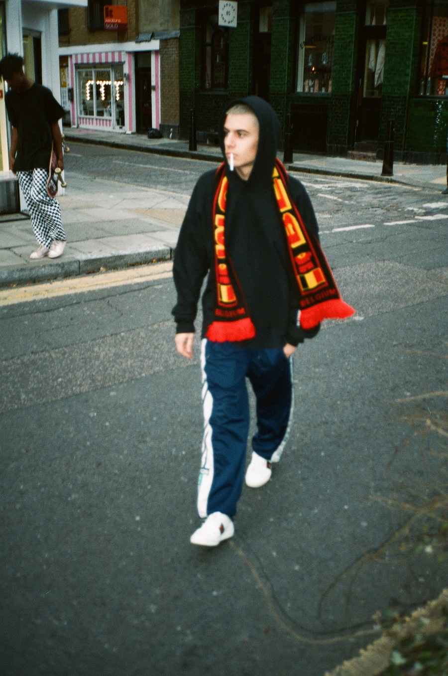 """Part 1 By Charlie """"YOUTH"""" Lookbook"""