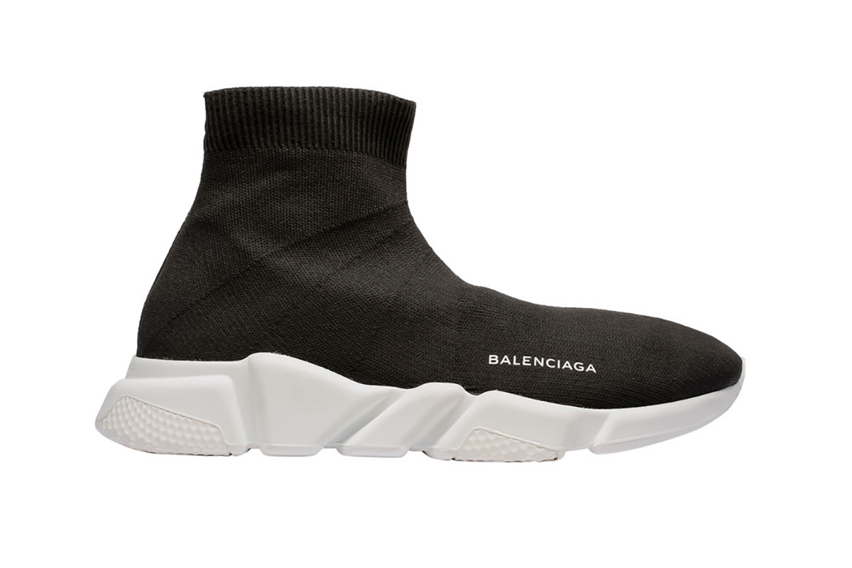 Balenciaga's Reveals Speed Trainer For 2017