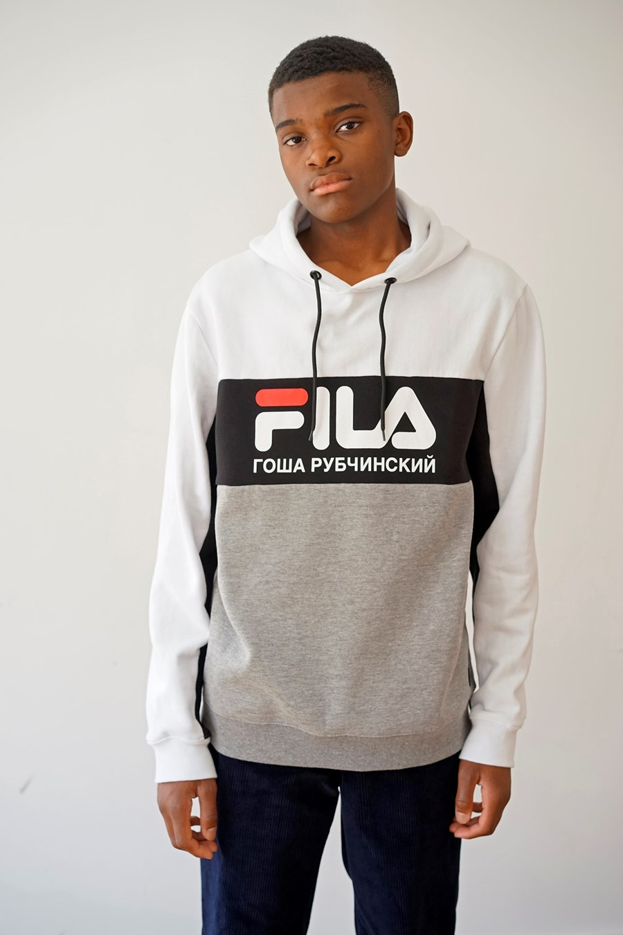 Gosha Rubchinskiy SS17 Lookbook Featuring FILA and Kappa Collab