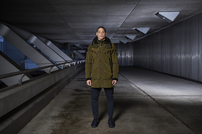 NikeLab x Stone Island Introduce A Third Windrunner