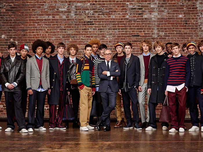 Tommy Hilfiger To Present At Pitti Uomo 91