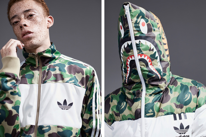 Adidas Originals x BAPE Fall/Winter 2016 Collection Is Here