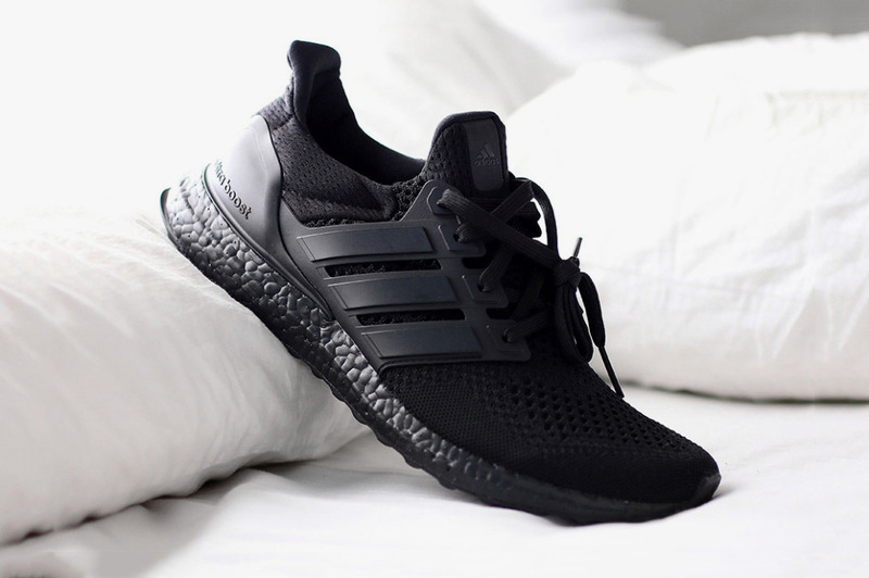 Adidas Announces Release Date For UltraBOOST Triple Black