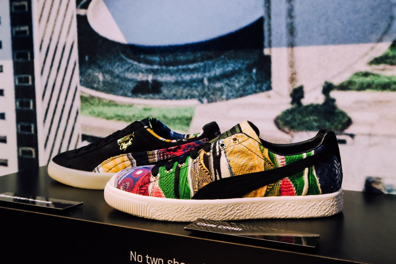 COOGI And Puma Announce '90s Inspired Clyde