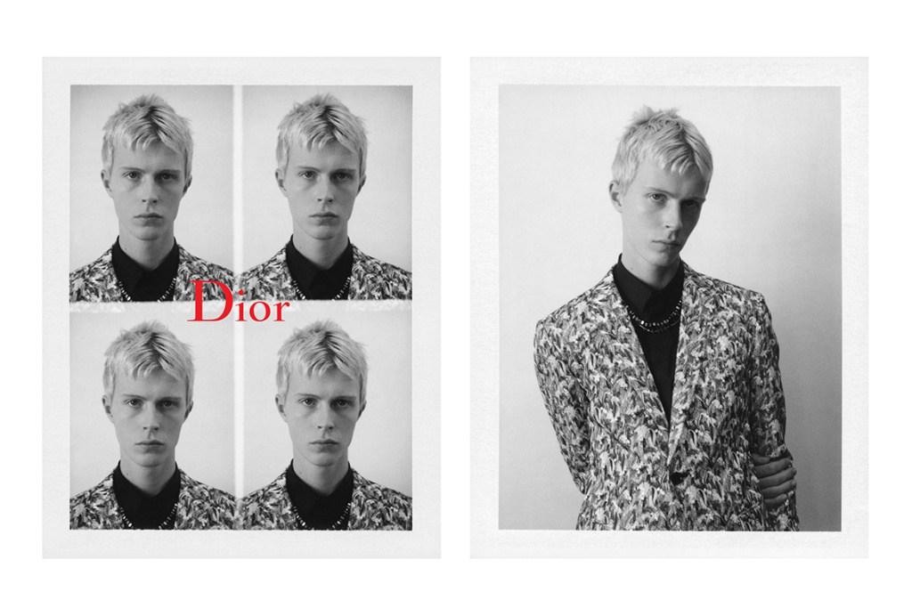 "Dior Homme Announce ""Black Carpet"" Collection"