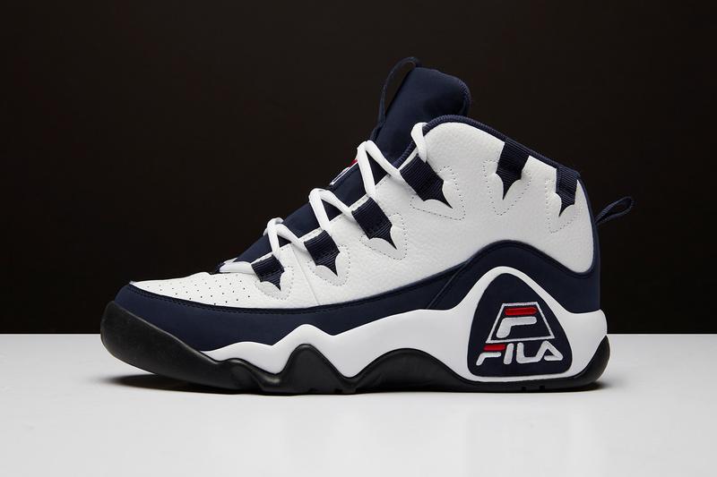 The FILA 95 Sneaker Returns