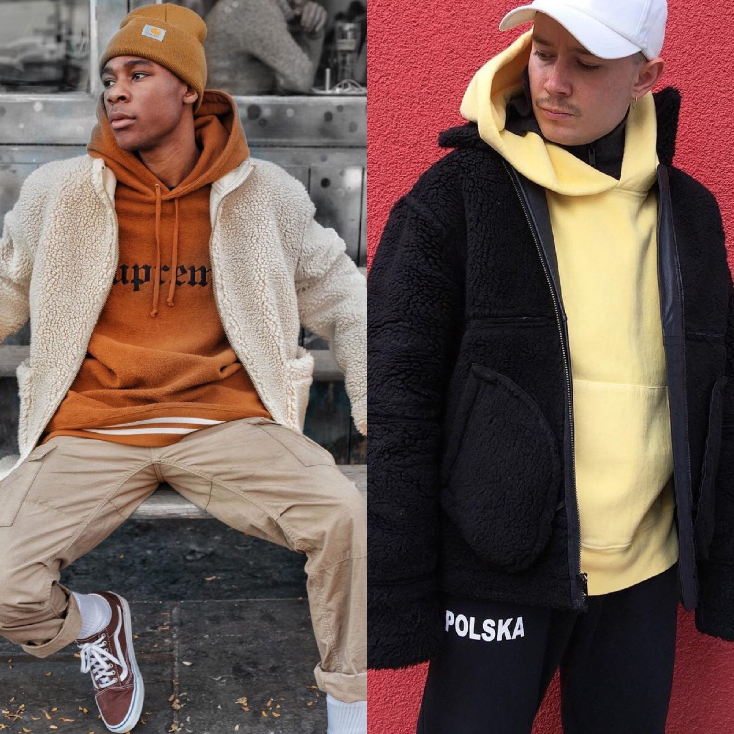 PAUSE Guide: How To Style Hoodies In Winter