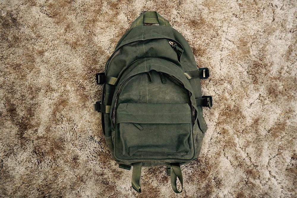 Fear of God x READYMADE Backpack Teaser