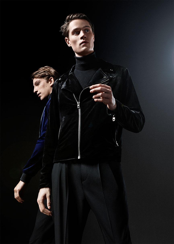 Zara Man's New Evening FW16 Collection